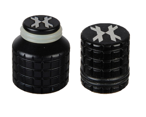 HK Army Thread Guard and Fill Nipple Cover Combo Black