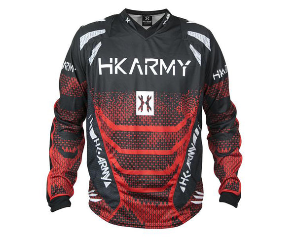HK Army Freeline Paintball Jersey Fire L