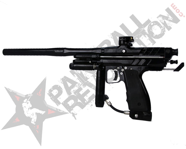 Inception Designs Retro Hornet Mini AC Paintball Marker Gun Polish Black