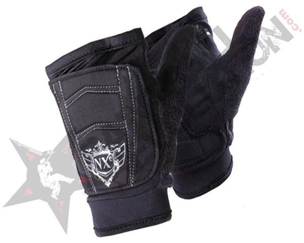 NXE 2010 Free Flow Fingerless Gloves Black - XL - XL - XL - XL