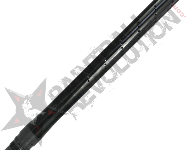 "GOG Paintball Spiral Ported Freak XL Front Barrel Tip 16"" Black"