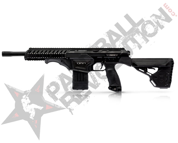 Dye Precision Assault Matrix (DAM) Paintball Marker Gun Black