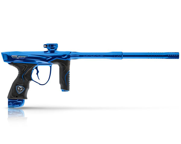 Dye Precision M3+ Paintball Marker Gun Deep Blue