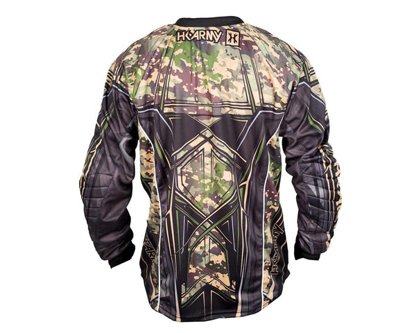 HK Army HSTL Line Jersey Camo Youth