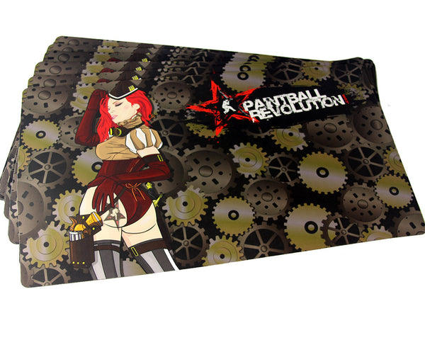 Paintball Revolution Tech Mat Lucy Steampunk