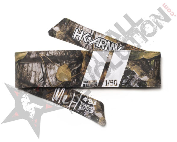 HK Army Headband Mr. H Forest