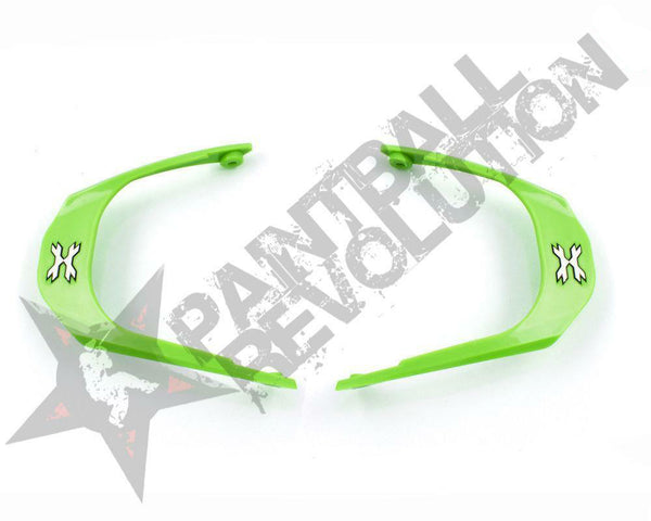 HK Army KLR Goggles Mask PVT Lock Contrast Kits Neon Green
