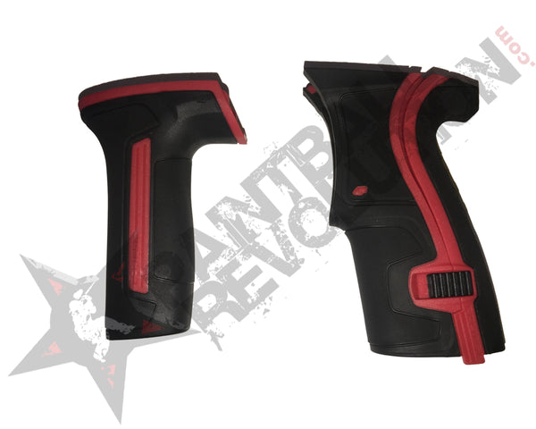 Planet Eclipse Geo CS2/1.5/1 Rubber Grip Kit - Red