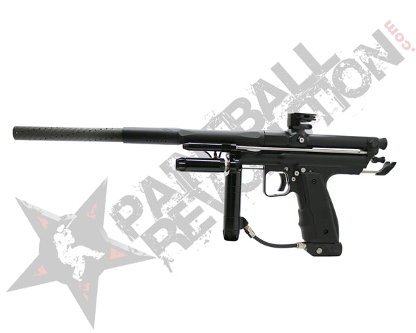 Inception Designs Retro FLE AC Paintball Marker Gun Matte Black 45 Frame