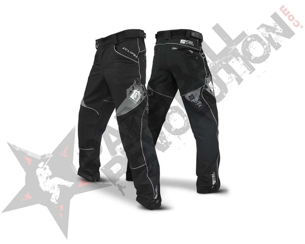 Planet Eclipse Program Paintball Pants Black 3XL
