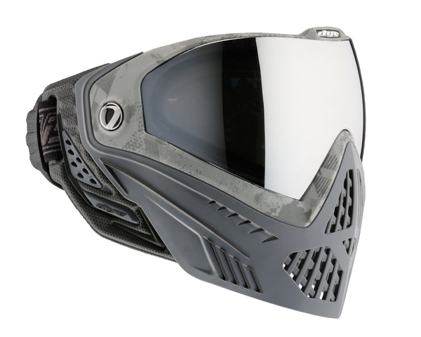 Dye Precision i5 Paintball Mask Goggles LE Blackout