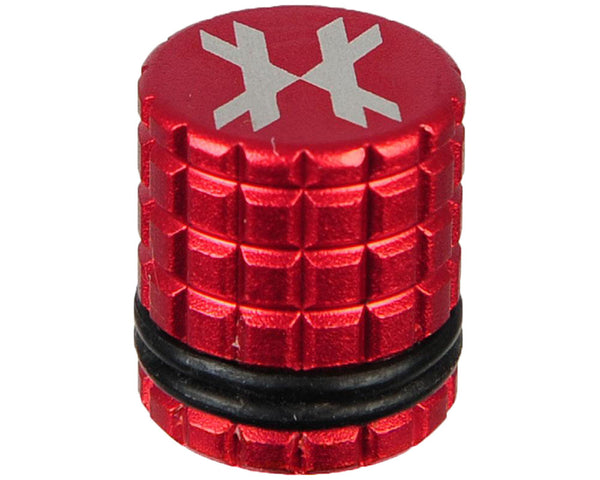HK Army Paintball Fill Nipple Cover Red