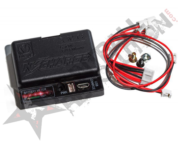 Virtue N-Charge Lithium Ion Battery Pack - Fits All Spires & Rotors