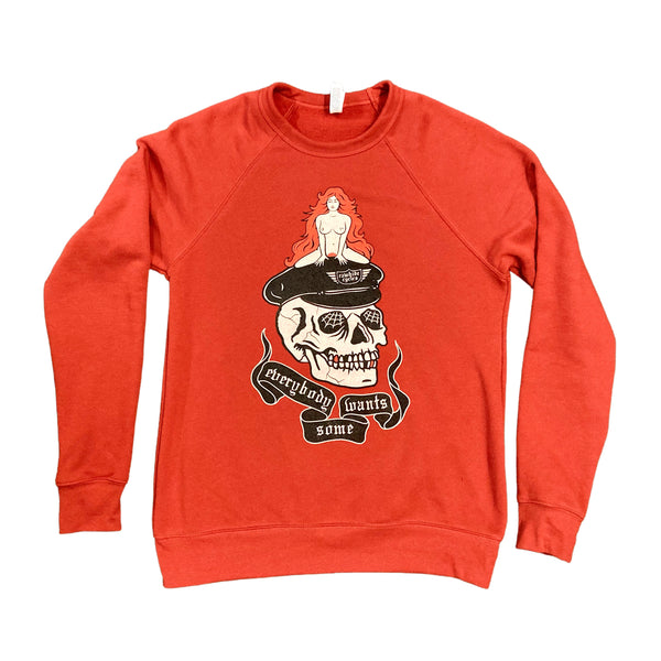 Rawhide Everybody Wants Some Crewneck