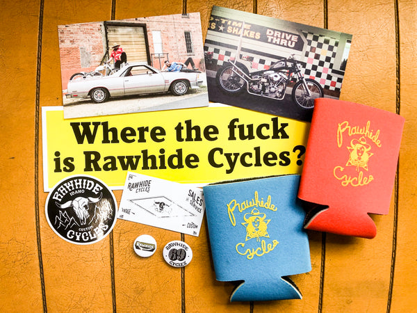 Rawhide Party Pack
