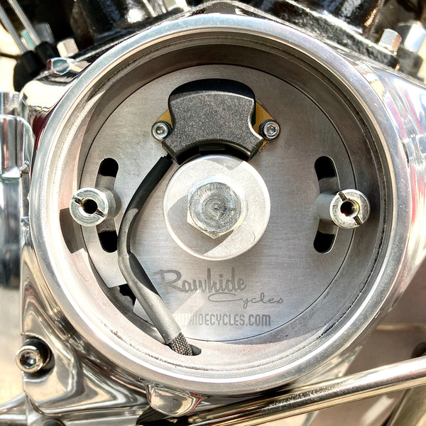 Rawhide Cycles Electronic Ignition for Harley-Davidson Big Twins 1970-1999