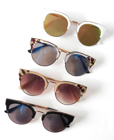Yes Way Sunglasses in Tortoise