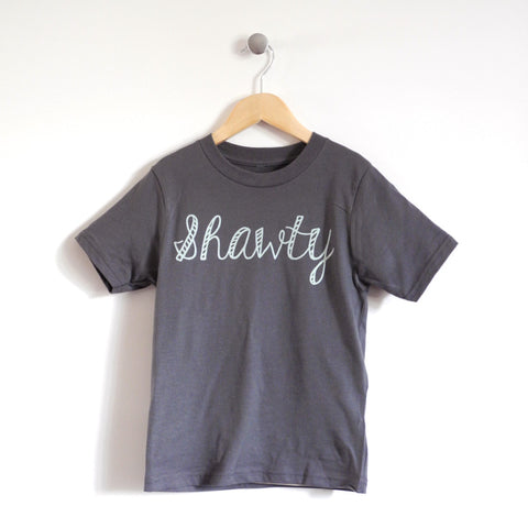 Shawty Kids T-Shirt in Berry