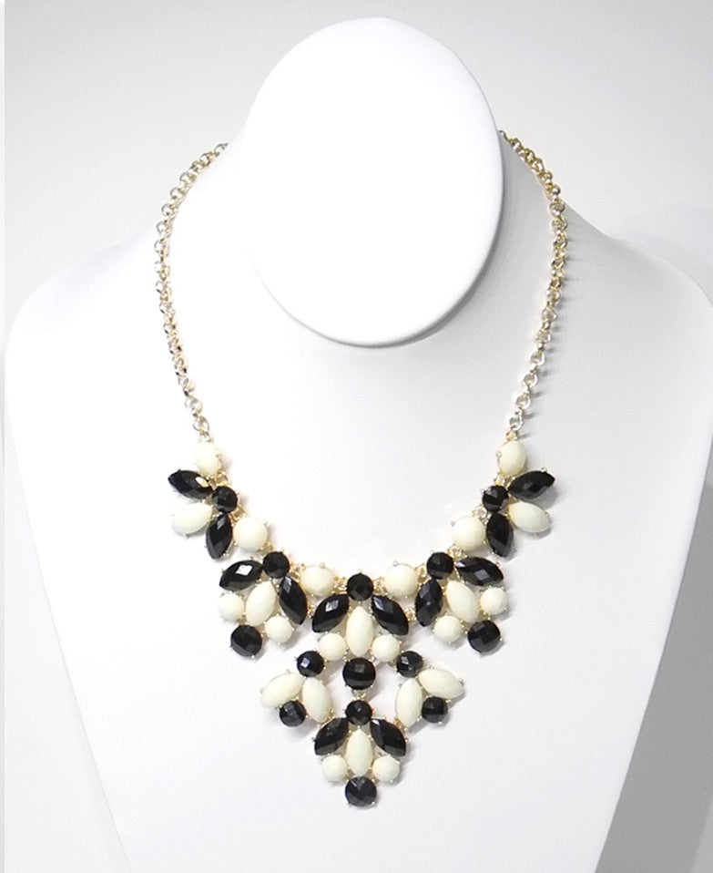 Nightlife Statement Necklace