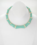 Bamboo Mint Necklace