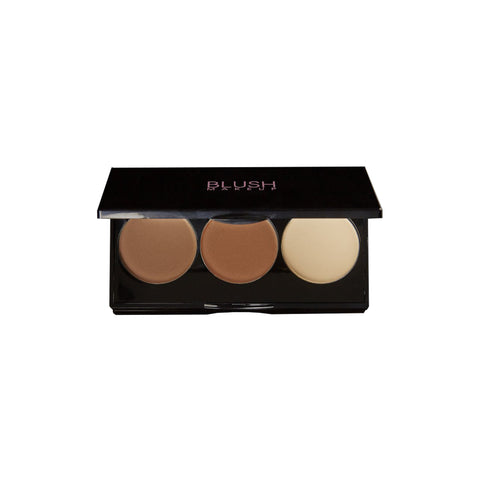 CONTOUR PALETTE - 3 WELL POWDER