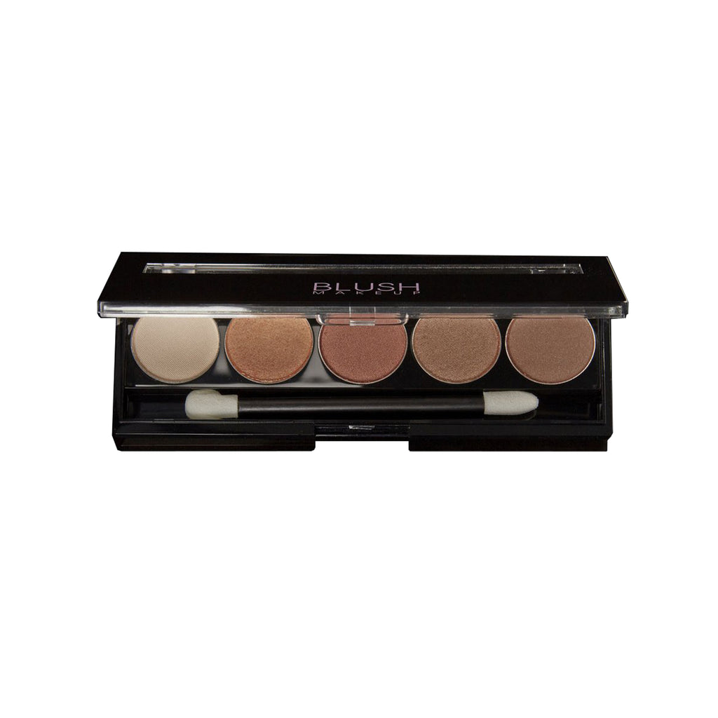 EYESHADOW - 5 WELL PALETTE
