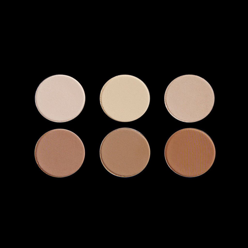CONTOUR PALETTE - 6 WELL POWDER