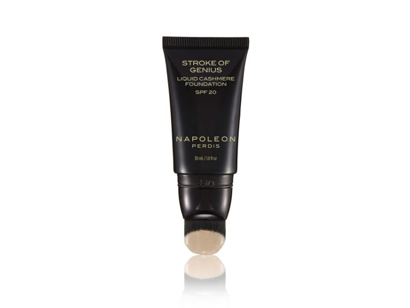 NAPOLEON PERDIS STROKE OF GENIUS LIQUID CASHMERE FOUNDATION SPF 20