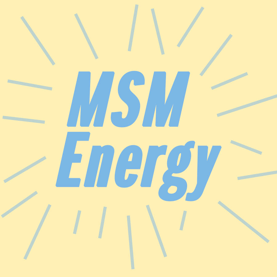 Taking MSM Before Bed | MSM Energy | Organic Sulfur Benefits