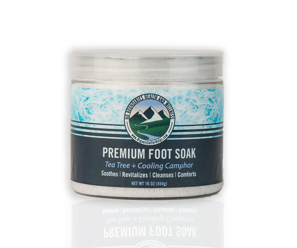 Buy our Premium Foot Soak here