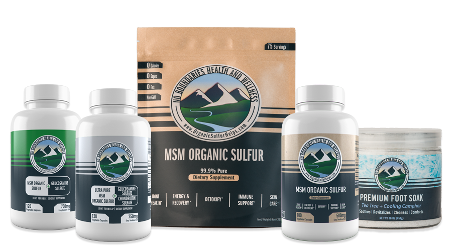 Shop Our Premium Organic Sulfur Products