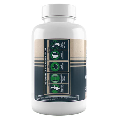 MSM capsules 500 mg benefits