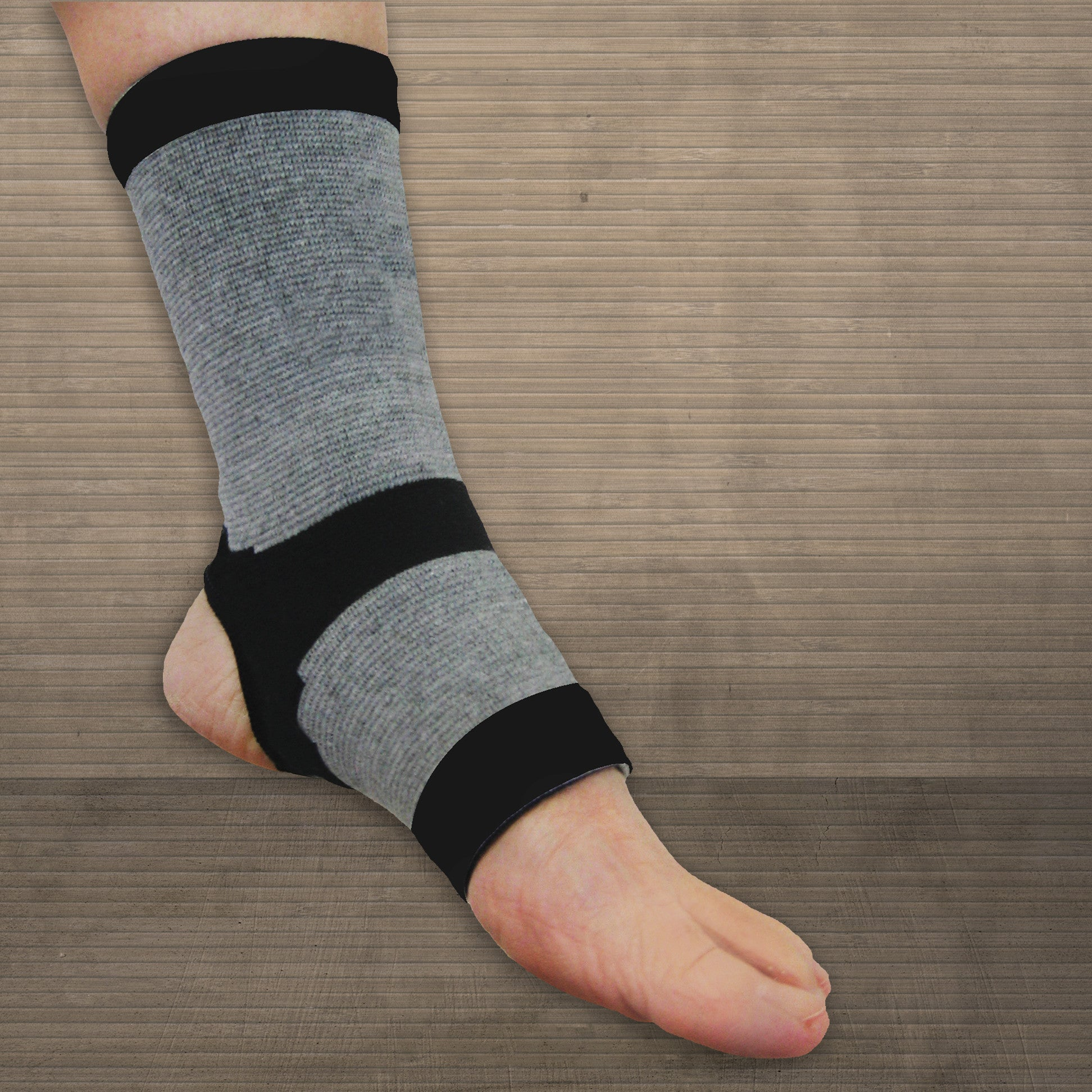 e05e839770 Bamboo Pro™ Self Warming Ankle Support - The Healing Tree