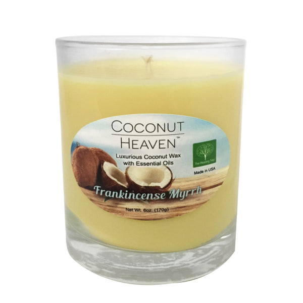 Coconut Heaven Candle | Frankincense Myrrh