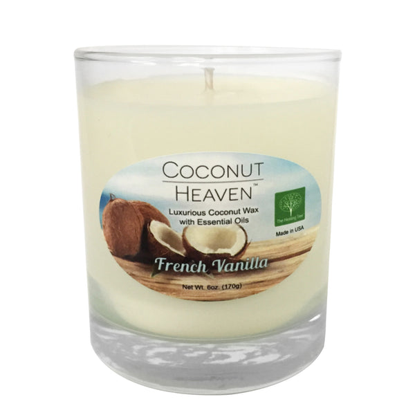 Coconut Heaven Candle | French Vanilla