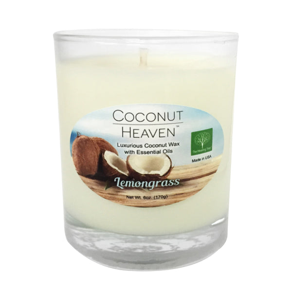 Coconut Heaven Candle | Lemongrass