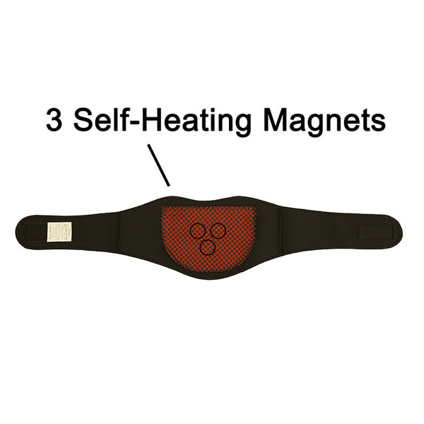 Fiery Pro™ Self-Heating Neck Support