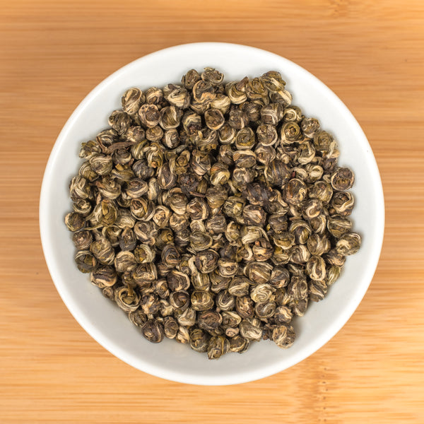 Imperial Jasmine Pearls Green Tea