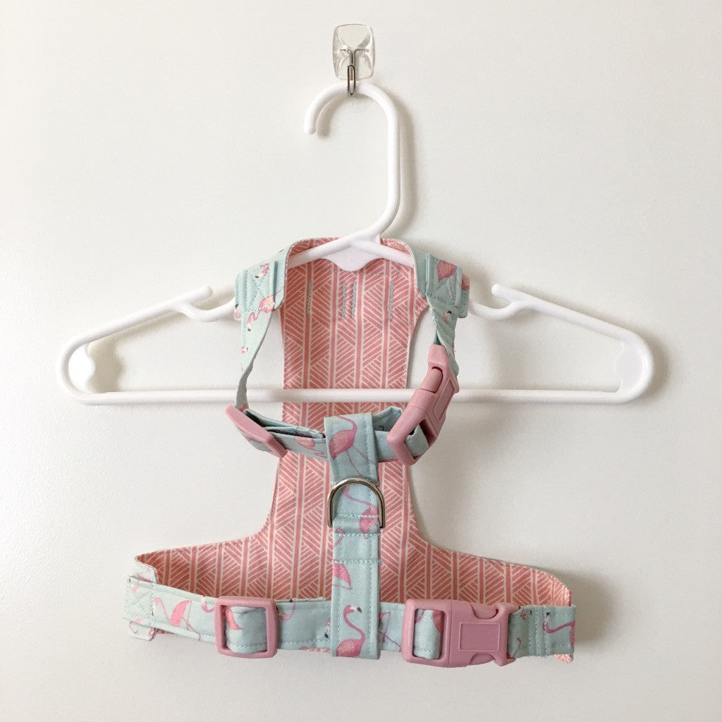 Flamingos Buckle Harness