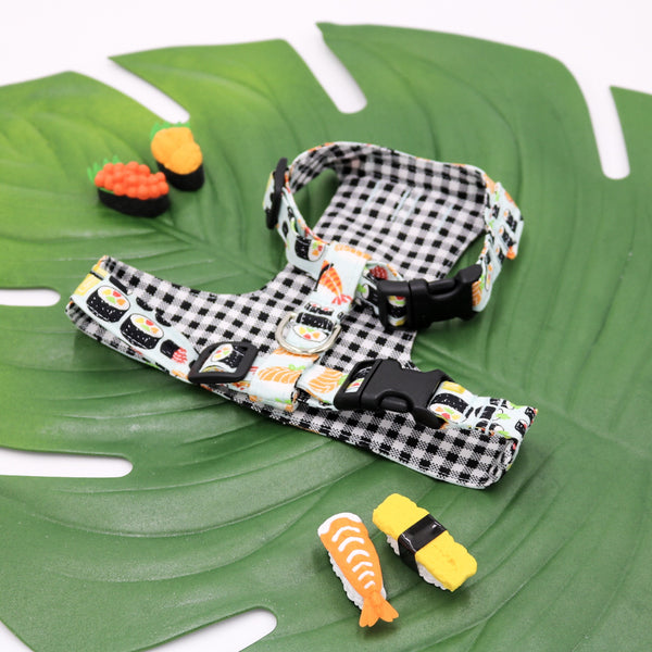Sushi Time Buckle Harness