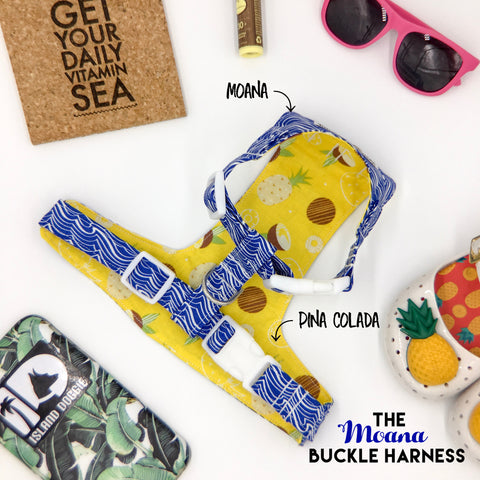 Moana Buckle Harness