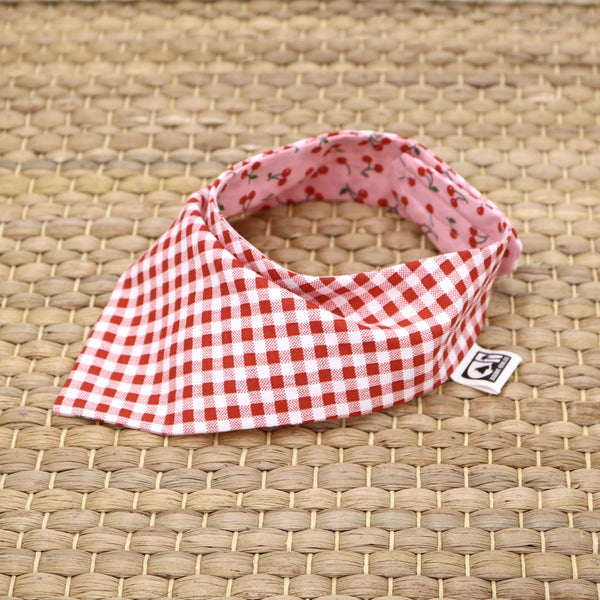 Picnic Time Reversible Bandana