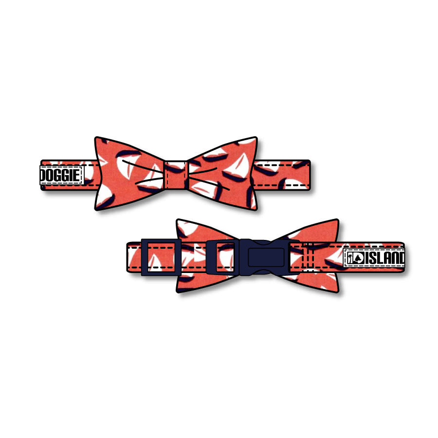 Sailboats Bow Tie