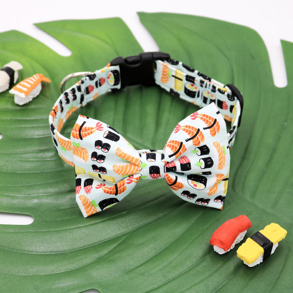 Sushi Time Bow Tie-Front