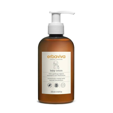 erbaviva Baby Lotion (8oz)