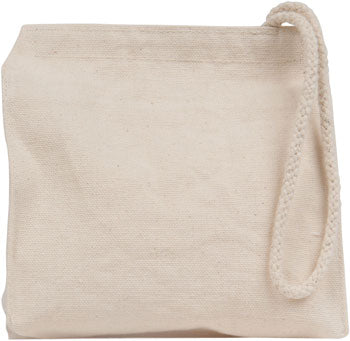 Mini Cotton Canvas Bag - 6 x 6