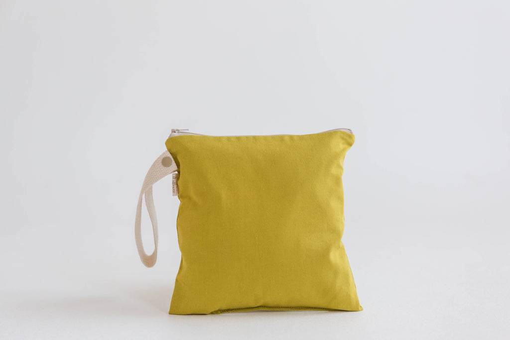 Small Organic Cotton Wet Bag