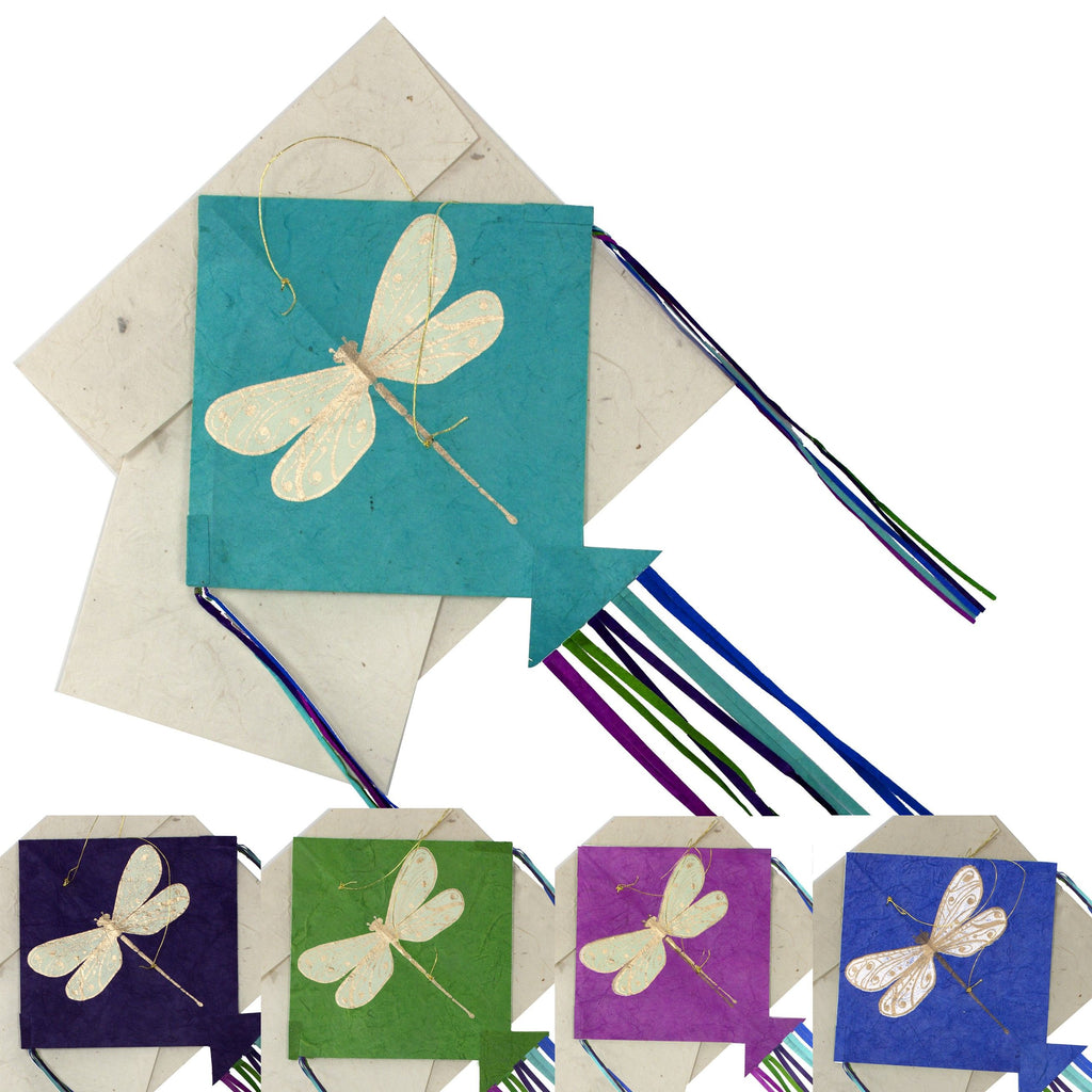 Kite Card - Dragonfly