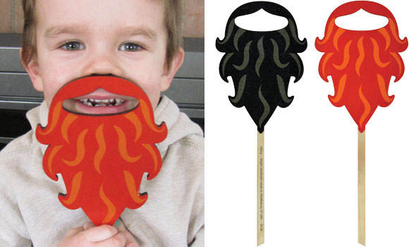Silly Stick - Viking Beard