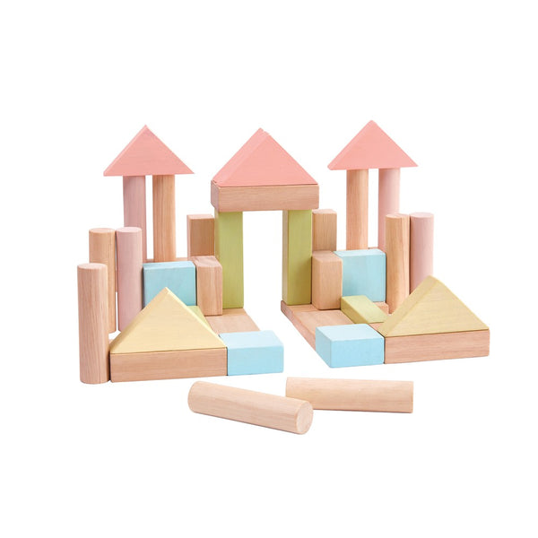 40-piece Block Set